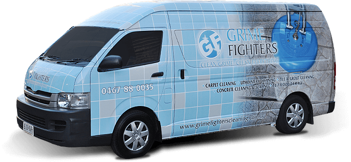 Our vans fitted with the Latest and Powerful Carpet Cleaning Equipment