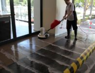 3 Commercial Tile Cleanin 16x9g